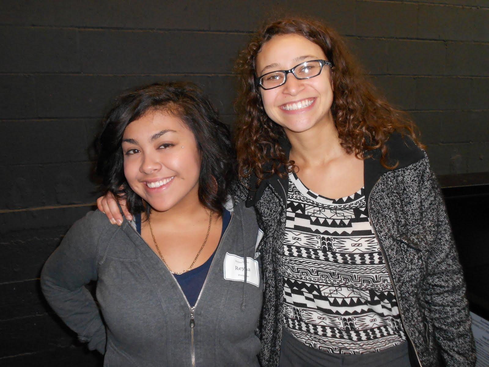 Reyna Lopez, Rachel Gilmer