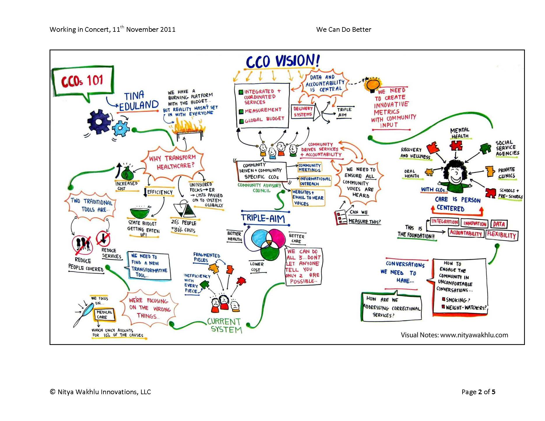 Nitya Wakhlu,Visual Notes 2